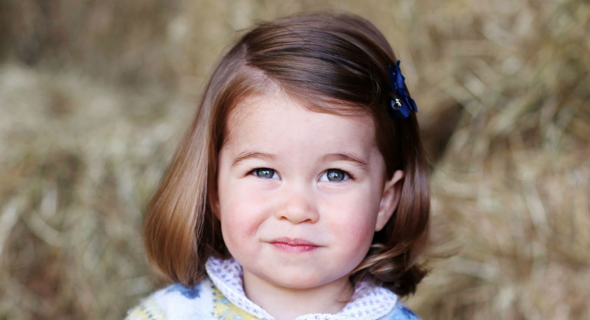 Princess Charlotte Delivered Her First Curtsy, and ...